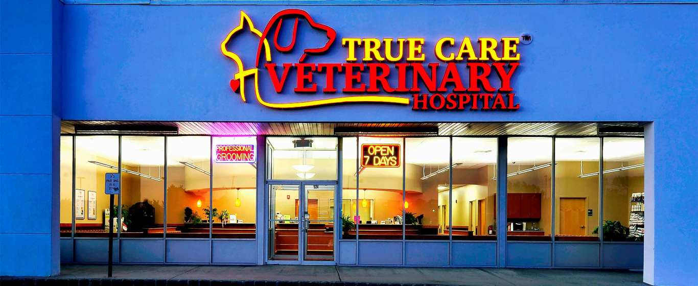 True Care Veterinary Hospital exterior